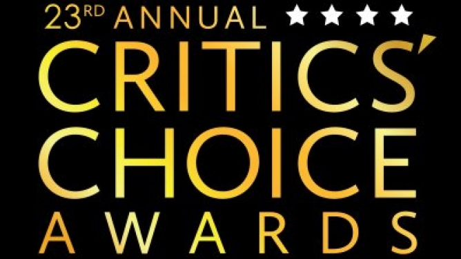 Picture from Critics' Choice Awards 2018