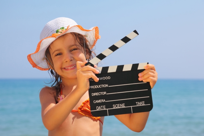 Picture from Summer Holiday Film Forecast