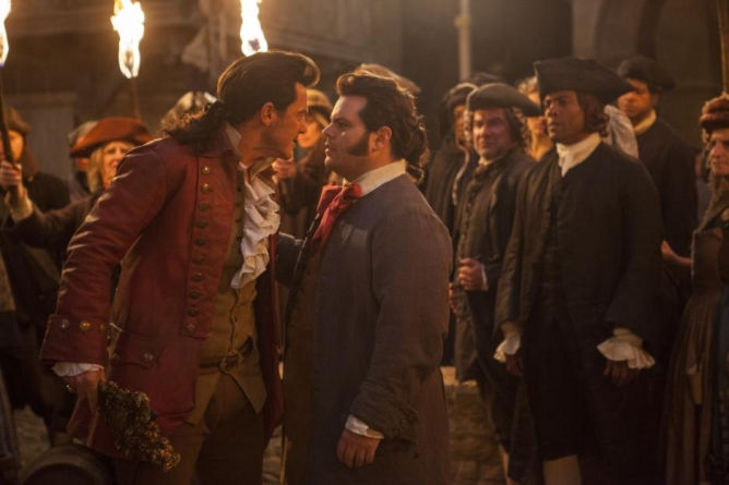 Picture from Is The New Beauty and the Beast Too Gay? Or Too Violent?
