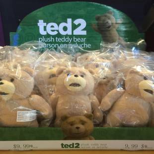 Are Ted Toys Sending the Wrong Message to Kids?