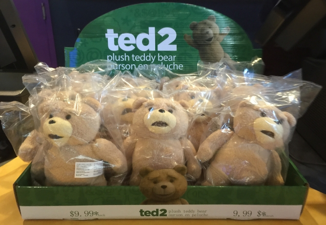 Picture from Are Ted Toys Sending the Wrong Message to Kids?