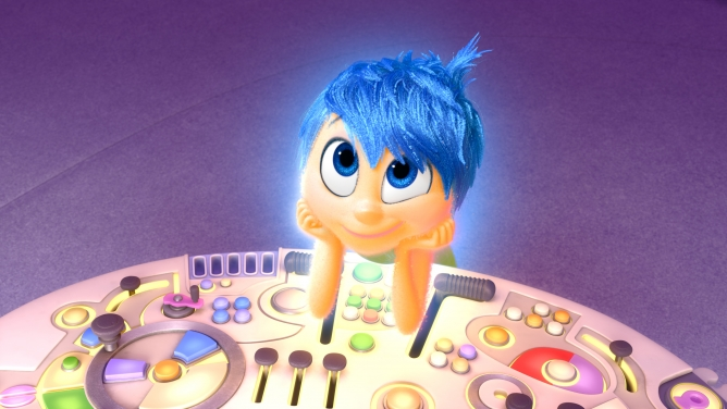 Picture from New Videos for Pixar's Inside Out