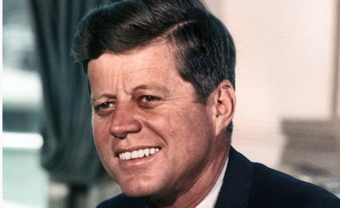 Picture from Remembering President John F. Kennedy