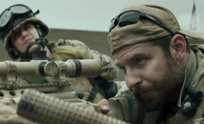 Picture from American Sniper Becomes Highest Grossing Movie of 2014