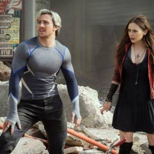 New Featurette Intros Sibling Duo in Avengers: Age of Ultron