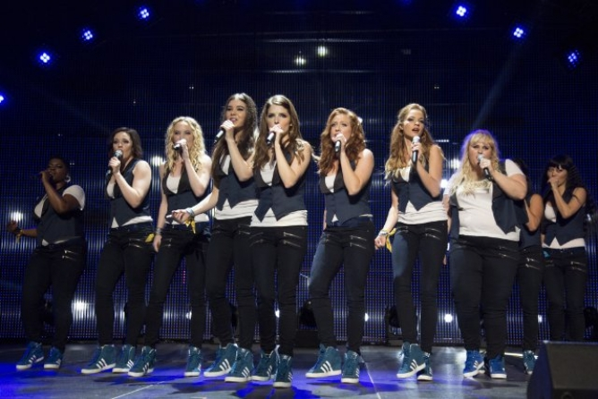 Picture from Pitch Perfect 2 Hits A High Note at the Box Office