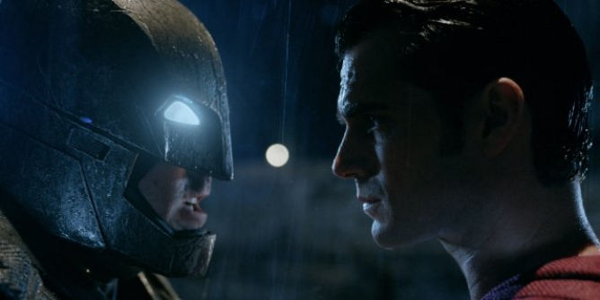 Picture from Superheroes Face Off in New Trailer
