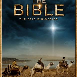 Re-release of The Bible: The Epic Mini Series - October 2013