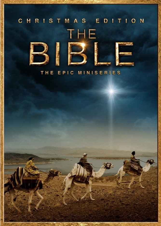 Picture from Re-release of The Bible: The Epic Mini Series - October 2013