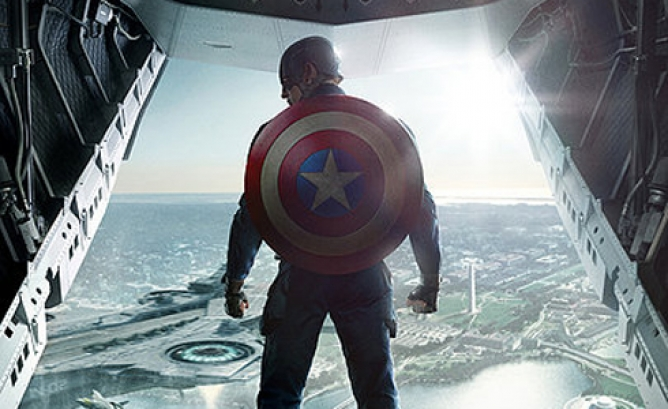 Picture from Captain America Soars at the Box Office