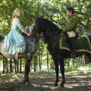Live Action Cinderella Waltzes on Screen in March 2015
