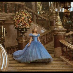 Cinderella Is the Belle of the Ball on Opening Weekend