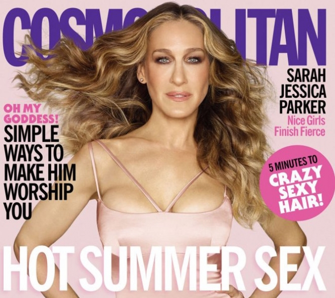 Picture from Walmart Puts Cosmopolitan Under Cover