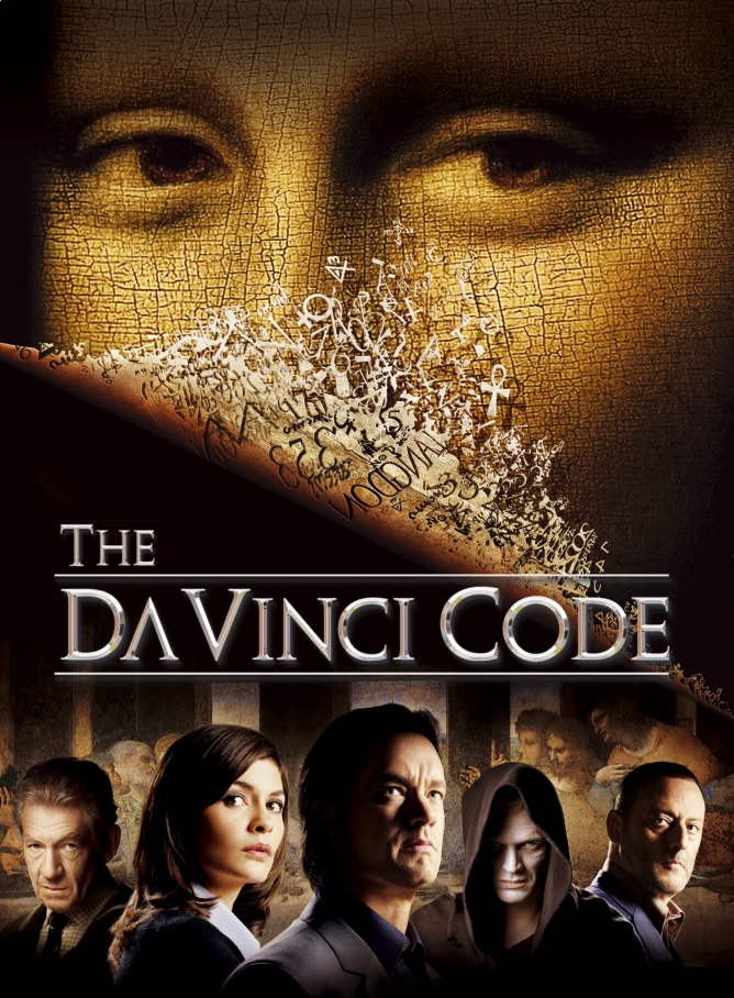 Picture from Re-release of The Da Vinci Code and Angels & Demons on October 4, 2016