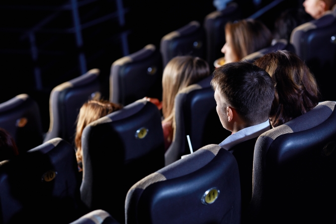 Picture from Cinemas Offer Screenings for Families with Children with Autism