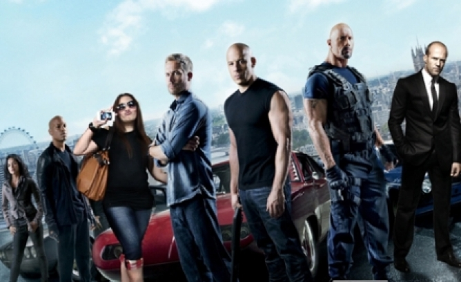 Picture from First Fast and Furious 7 Trailer Releases Nov. 1