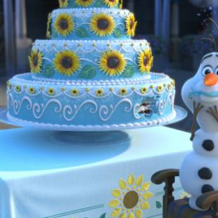Frozen Fever Releases in Theaters March 13