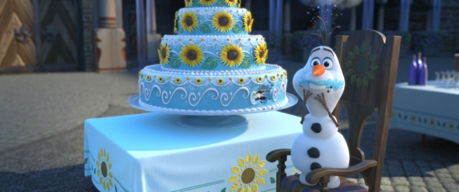 Picture from Frozen Fever Releases in Theaters March 13