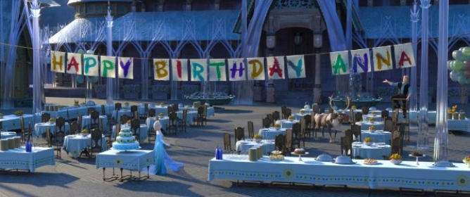 Picture from Disney Releases Trailer for New Frozen Fever Short