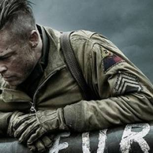 Brad Pitt Will Let His 13-Year-Old See Fury