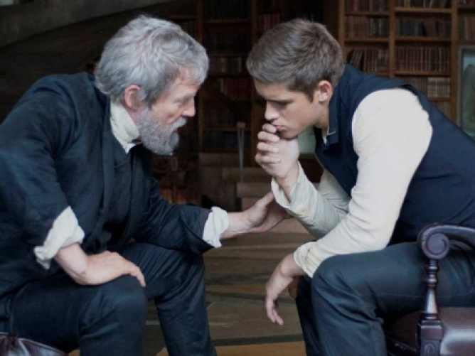 Picture from The Giver Earns Heartland Film Award