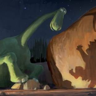 New Teaser Trailer for The Good Dinosaur
