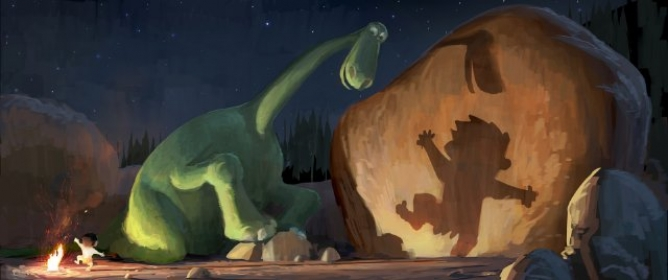 Picture from New Teaser Trailer for The Good Dinosaur