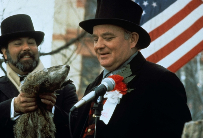 Picture from Happy Groundhog Day!