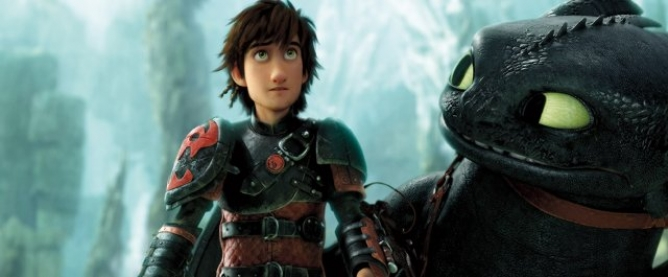 Picture from Netflix to Host New How to Train Your Dragon Animated Series