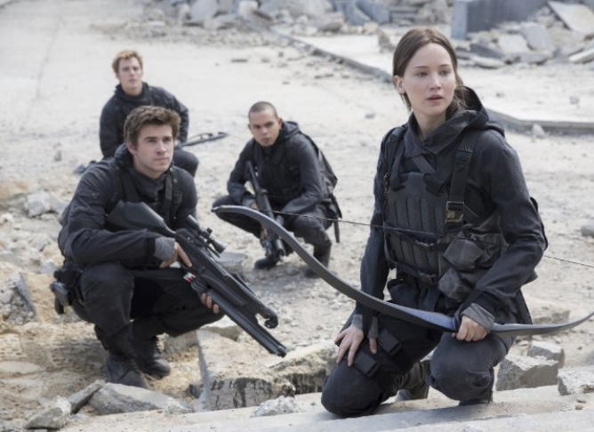 Picture from New Teaser Trailer Releases for The Hunger Games: Mockingjay - Part 2