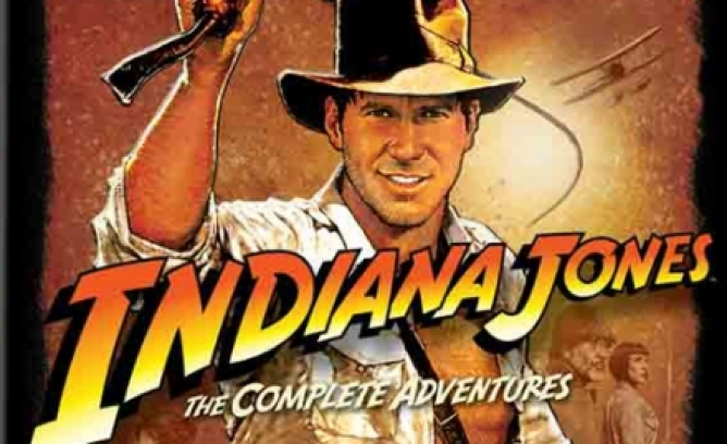 Picture from Disney Plans to Revisit Indiana Jones