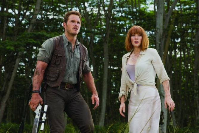 Picture from Jurassic World Dominates the Weekend Box Office