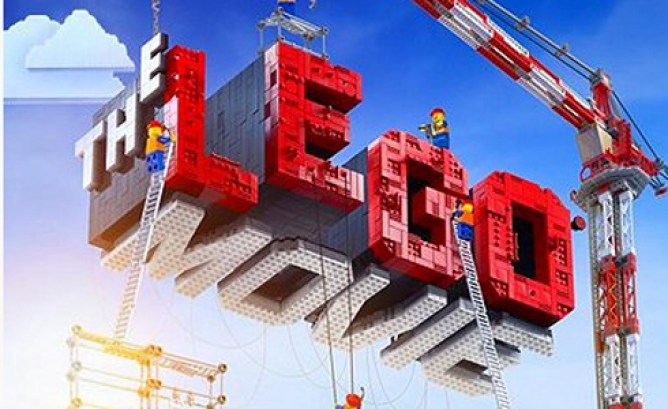 Picture from Lego Embraces Hollywood