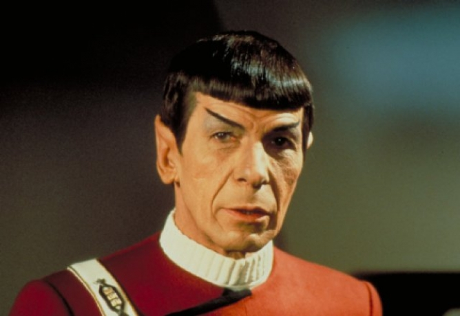 Picture from Leonard Nimoy Passes Away at Age 83