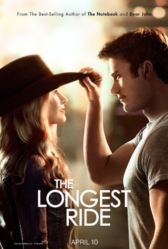 Picture from Scott Eastwood Takes the Reins as a Leading Man in The Longest Ride