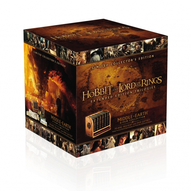 Picture from Warner Brothers studios announce release of Middle Earth Movies