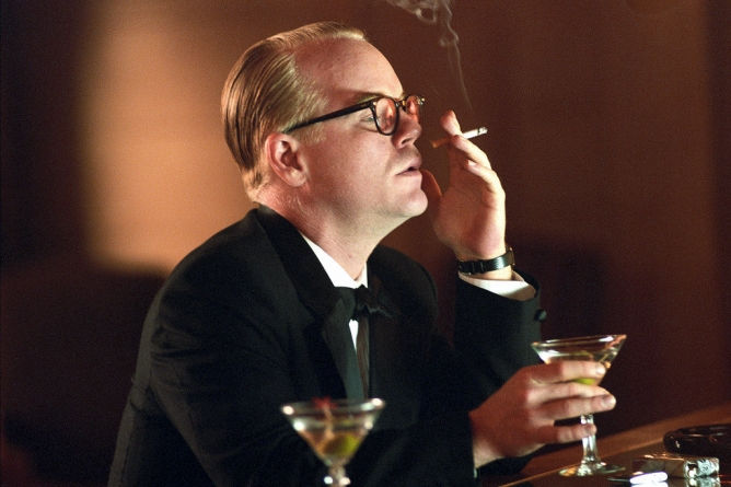 Picture from Farewell Phillip Seymour Hoffman
