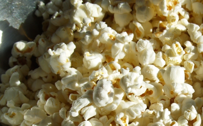 Picture from 3 Ways to Celebrate National Popcorn Popping Month This October