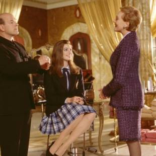 The Princess Diaries 3 Could Be Coming to a Theater Near You