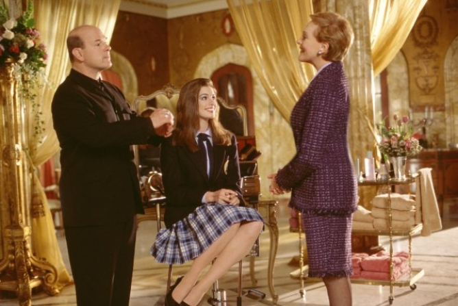 Picture from The Princess Diaries 3 Could Be Coming to a Theater Near You