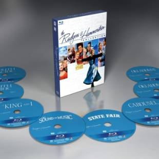 The Rodgers & Hammerstein Collection on Blu-ray
