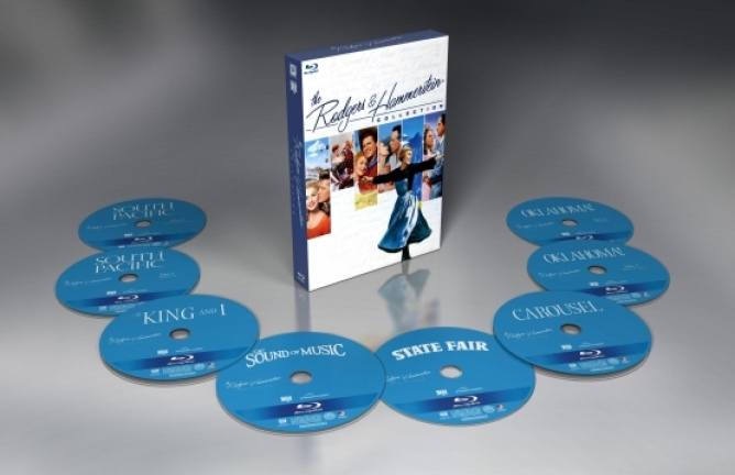 Picture from The Rodgers & Hammerstein Collection on Blu-ray