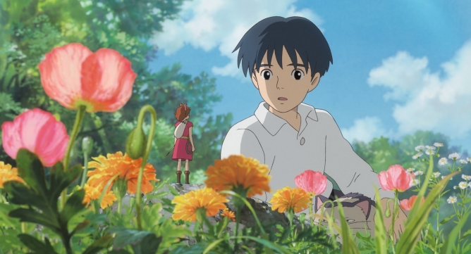 Picture from The Art of <i>The Secret World of Arrietty</i>