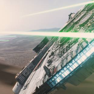 Star Wars: The Force Awakens Trailer and News