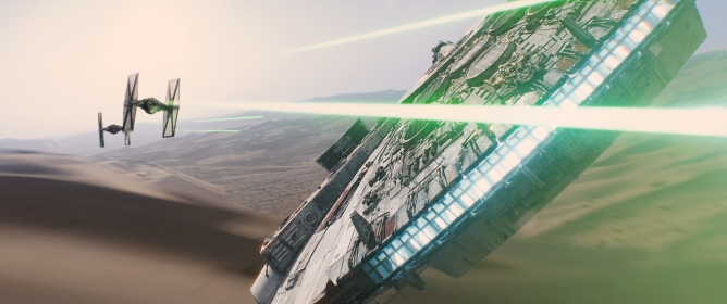 Picture from Star Wars: The Force Awakens Trailer and News