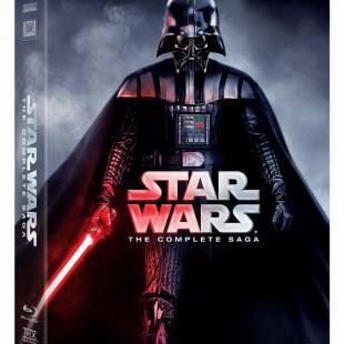 Star Wars Re-releases The Complete Saga