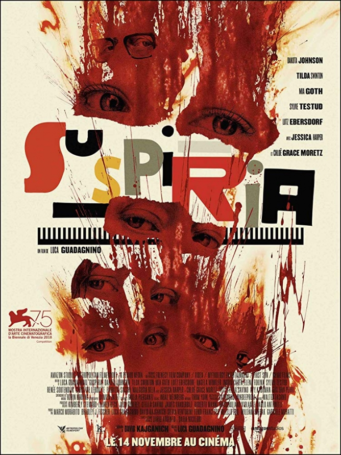Picture from What Not to Watch: Suspiria