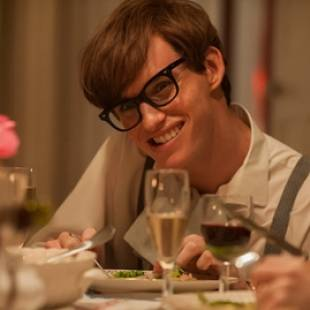 The Academy Awards' Love Affair with Biopics Is Good News for Eddie Redmayne