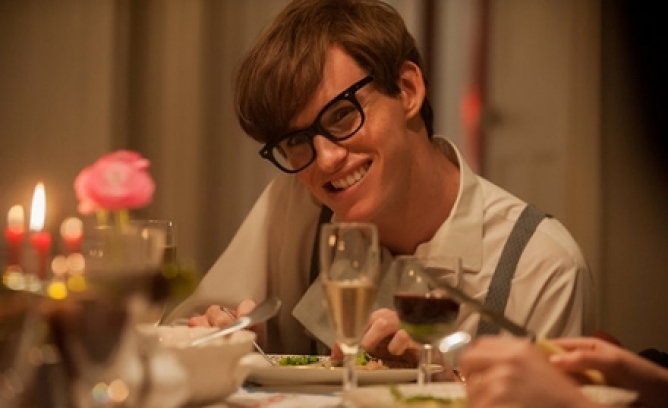 Picture from The Academy Awards' Love Affair with Biopics Is Good News for Eddie Redmayne