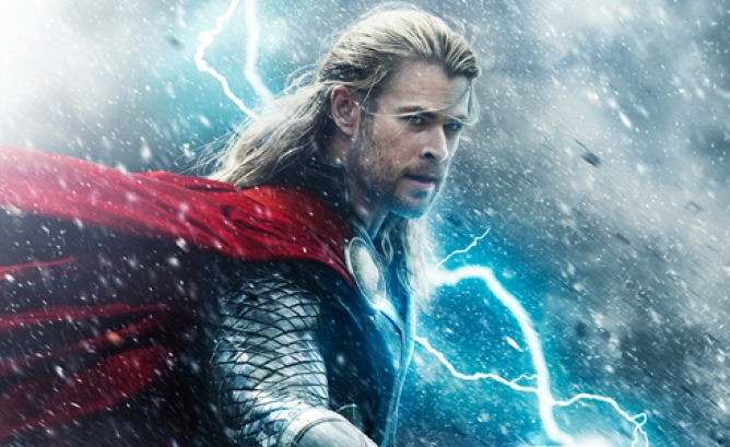 Picture from Thor Hammers the Weekend Box Office